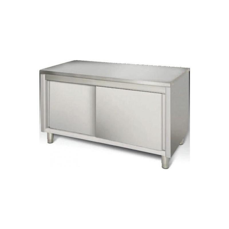 table 1800x600 centrale dessous ferme porte coulissante. Black Bedroom Furniture Sets. Home Design Ideas