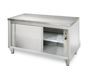 Table 1000x700 dessous chauffant centrale