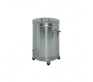 Poubelle cylindrique