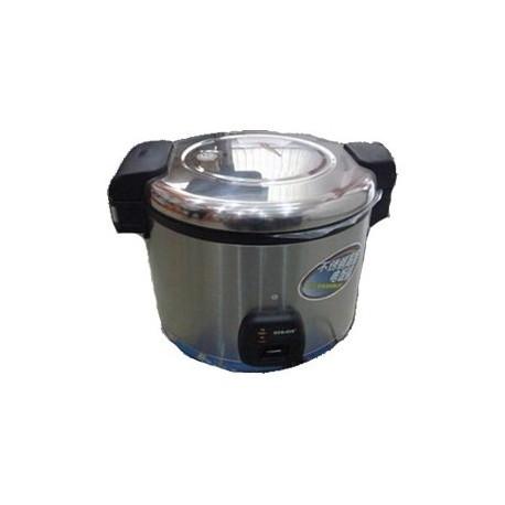 Cuiseur à riz professionnel - 19 litres - 45 / 50 portions