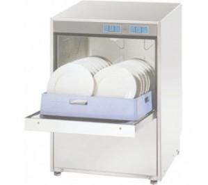 Lave assiettes / vaisselles professionnel - silver 750 s - 40/20 paniers/heure