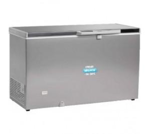 Congélateur 690/664 litres coffre / bahut - sco70li - aspect inox