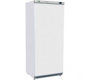 Armoire 1 porte 600 lt laquée blanc froid negatif