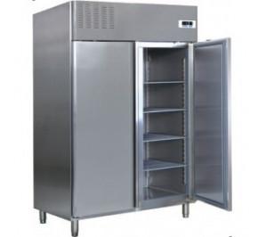 Armoire 2 portes négative - 1400 litres - tropicalisé - 1400x820x2050mm - 880w