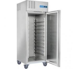Armoire 1 porte pâtissière 600x400 négative 700 litres inox
