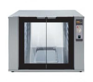 étuve chauffante - statique - 6 niveaux : 12x plaque 600 x 400 mm pâtissérie et gastronomy