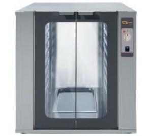 étuve chauffante - statique - 8 niveaux 600 x 400 pâtissier - 800x690x860mm