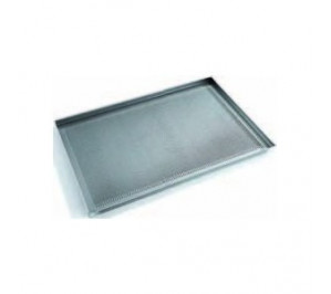 PLAQUE ALUMINIUM PERFOREE - MASTER CHEF / BAKER CHEF - 600 * 400