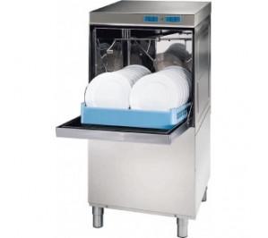 """Lave assiettes / vaisselles professionnel """"multi wash"""" avec adoucisseur incorpore - silver 85 d - frontal sureleve"""
