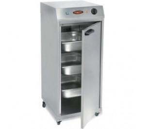 Chauffe-assiettes électrique - 60 assiettes - gastro GN 2/3 -