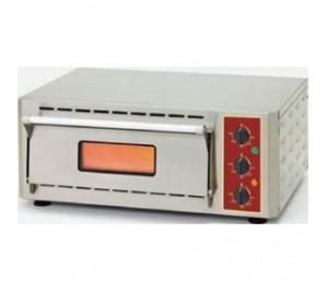 Four à pizza - 1 chambre 430 x 430 - quartz infrarouge avec pierre réfractaire