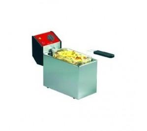 Friteuse 5 litres professionnelle de comptoir - new mini bar - materiel professionnel