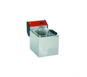 Friteuse 8 litres de comptoir - cuve escamotable. mini bar - materiel professionnel