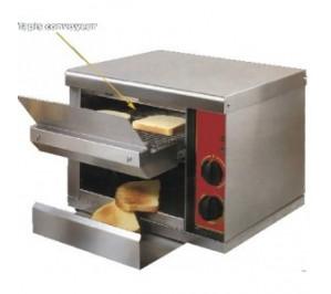 Toaster automatique à convoyeur universel - 500 tc