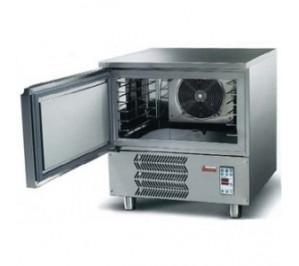 Cellule mixte 5 x GN 1/1 - 600 x 400 : de refroidissement & surgélation rapide -