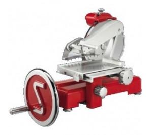 Trancheur professionnel anniversario xl 300 rouge sirman - capacité coupe : 270x240mm
