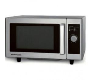 Four micro-ondes 1000w 25,5 litres menumaster commande manuelle