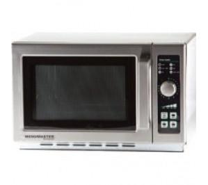 Four micro-ondes 1100 w 34 litres menumaster commande manuelle