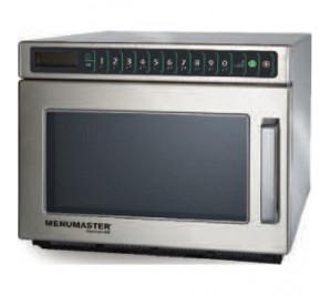 Four micro-ondes 1400 w 17 litres commande digitale menumaster