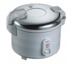 Cuiseur à riz - 3.6 litres - 20 portions - fonction de maintien température jusqu'à 12 heures - 430x385x350mm - 1.4kw