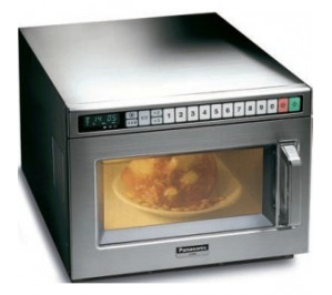 Micro-ondes 1600 w 18 litres panasonic commande digitale