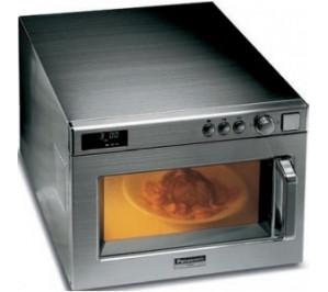 Micro-ondes 2100 w 18 litres panasonic commande manuelle