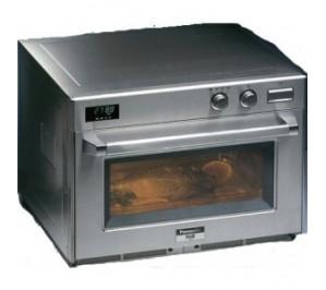 Micro-ondes 2100 w 44 litres 2 niveaux panasonic commande manuelle