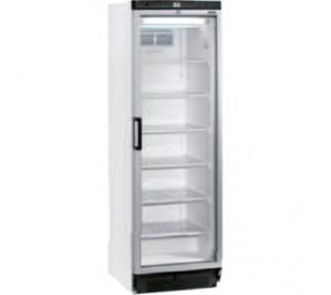 Armoire / vitrine réfrigérée - froid négatif - 15° - 25°c - 300 litres - 595x640x1840 - uffs370g