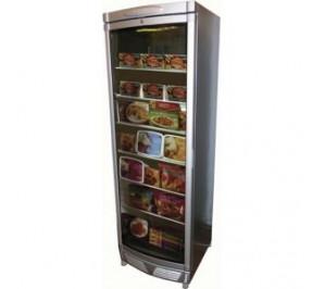 Armoire réfrigérée 400 litres - porte vitrée - positif - 595 x 595 x 1840 - 285w