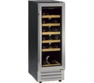 Cave à vin porte vitrée - 57 litres - 6 clayettes 227x492 - 295 x 570 x 860