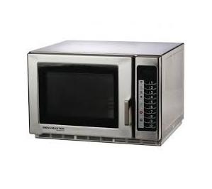 Four micro-ondes 1800w 34 litres commande digitale menumaster