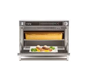 Four micro-ondes 3700w 45 litres gastronorme surpuissant menumaster