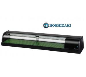 Vitrine à sushi hoshizaki l 1800 x p 345 x h 270 - moteur à droite - 72 litres - avec 1°c à avec 4°c - mm - 230v/50hz