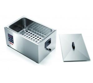 Cuiseur base temperature commande digitale capacite GN1/1 électrique - cuisson produits sous vide