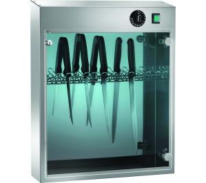 Armoire sterilisation et desinfection des ustensiles 14 couteaux