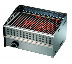 Grillade gaz - grill charcoal professionnel - 490x310