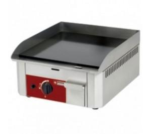 Plancha électrique - 400 x400 - acier lisse