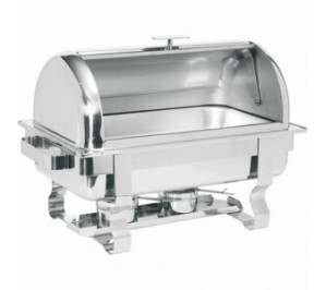 Chafing dish - rolltop-chafing dish gastronorme GN 1/1