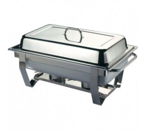 Chafing dish gastronorme GN 1/1 - 9 litres - modèle fiora - hendi