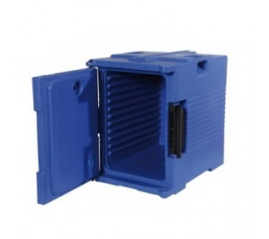 CONTENEUR ISOTHERME - CHARGEMENT FRONTAL GN 1/1 - 670X470X(H)670