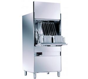 Lave batterie frontal professionnel-panier 550 x665 - lavage integral -