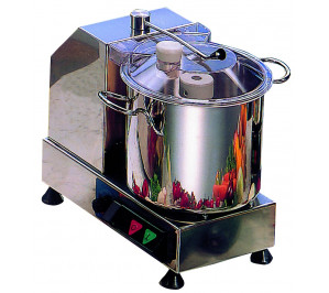 Cutter mélangeur 5.5l - à poser