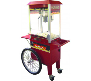 Appareil aapop corn professionnel - version trolley