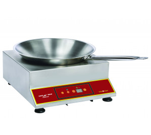 Wok à induction