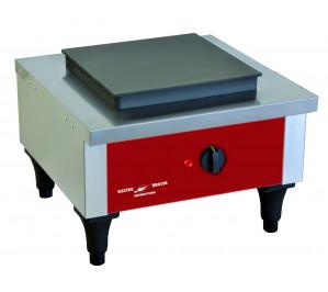 Réchaud électrique geant 1 grande plaque carrée