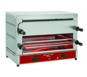 Toaster salamandre 2 niveaux gastronorm 2x GN1/1 510x320