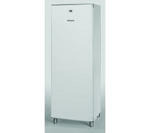 Armoire réfrigérée négative blanche 1 porte pleine 370 litres