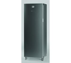Armoire réfrigérée négative aspect inox 1 porte pleine 370 litres