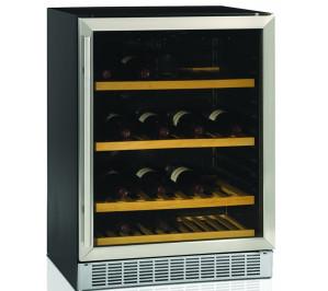 Cave à vin porte vitrée 155 litres
