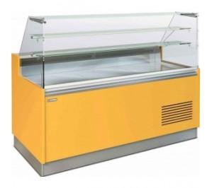 Vitrine réfrigérée Bellini Long..2100 froid ventilé sans réserve